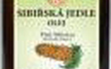 Olej sibiřská jedle - pini sibirica 250 ml