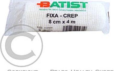 Obin. fixační Fixa-Crep 8cmx4m nester.1ks Batist