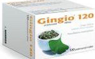 GINGIO 120 120X120MG Potahované tablety