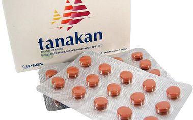 TANAKAN 30X40MG Potahované tablety