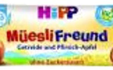 HiPP Broskvovo-jablečná müsli tyčinka 20g 3580-B