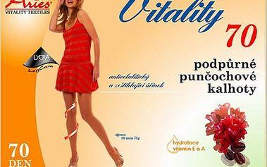 Punčochové kalhoty Avicenum 70 tělová 158-164 / 116-124 VK
