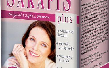 Sarapis plus 30 kapslí