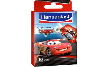 Hansaplast junior cars (16ks)