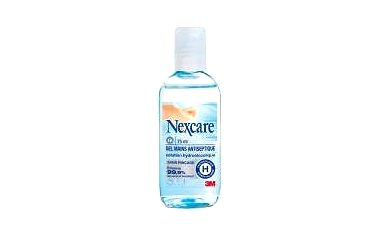3M Nexcare dezinfekční gel na ruce 75 ml
