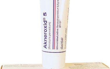 Akneroxid 5 gel 50g 5%