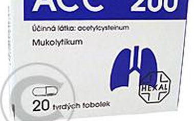 ACC 200 20X200MG Tobolky