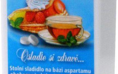 ZDRAVÍČKO Diachrom tbl.80 umělé sladidlo