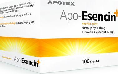 APO-Esencin 100 kapslí