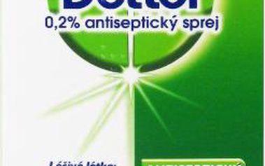 DETTOL 0,2 % antiseptický sprej v roztoku 1x100 ml