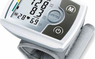 SANITAS SBM 03 - tlakoměr na zápěstí