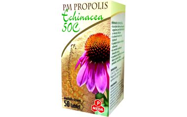 Propolis Echinacea tbl. 50