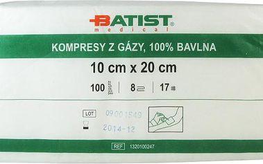 Gáza kompr.nester.10x20cm/100ks Batist