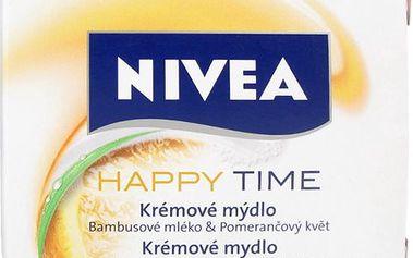 NIVEA mýdlo HAPPY TIME 100g