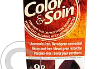 LES 3 CHENES Barva a Péče 9R - Ohnivě rudá 135ml