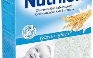 NUTRILON kaše mléčná rýžová 225 g