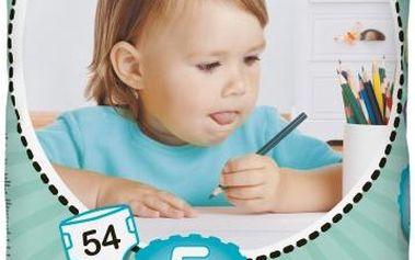 BAMBO Nature Junior plenkové kalhotky 12 - 22 kg 54 kusů