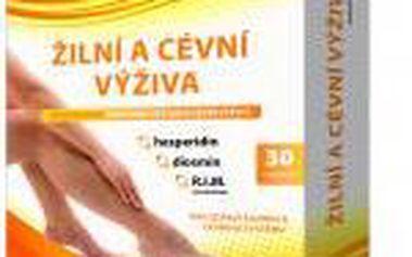 PRIESSNITZ Žilní a cévní výživa 30 tobolek
