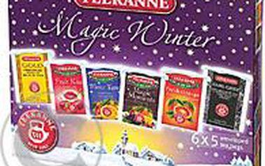TEEKANNE WOF Magic Winter 6 druhů po 5-ti sáčků