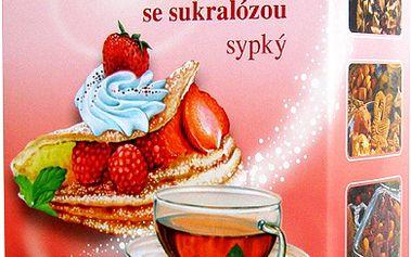 DiaChrom se sukralózou sypký 200g nízkokalorické sladidlo