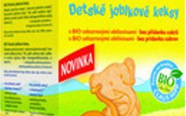 MIDOR HiPP SUŠENKY BIO Dět. jablečné keksy 150g