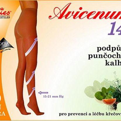 Punčochové kalhoty Avicenum 140 tělová 2K