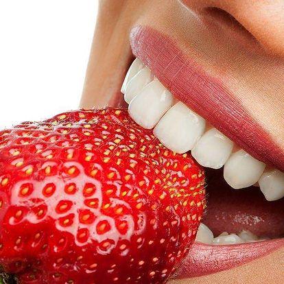 Pečlivá dentální hygiena a air flow