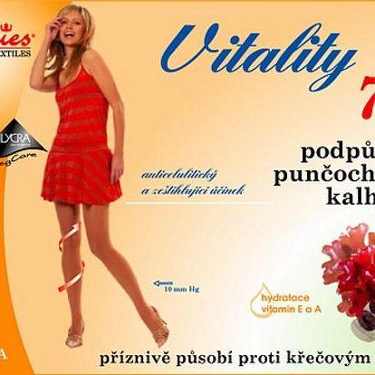 Punčochové kalhoty Avicenum 70 tělová 164-170 / 116-124