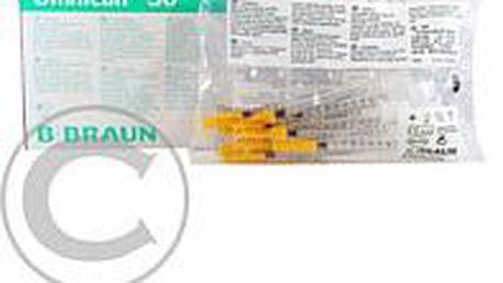 Injekční stříkačka ins.0.5 ml/50 IU Omnican 100 ks 915112