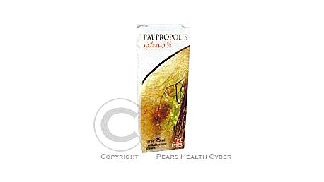 PM Propolis extra 5 % spray 25 ml