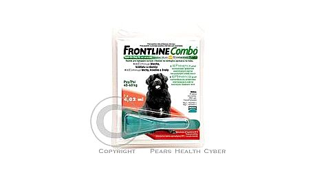 FRONTLINE COMBO SPOT-ON DOGS A.U.V. SOL 1X4,02ML