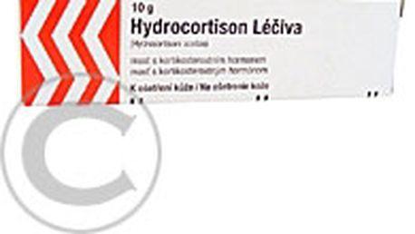 HYDROCORTISON LÉČIVA 1X10GM 1% Mast