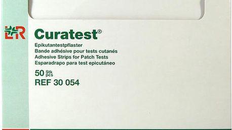 TESTOVACÍ náplast alergologická Curatest 50 ks