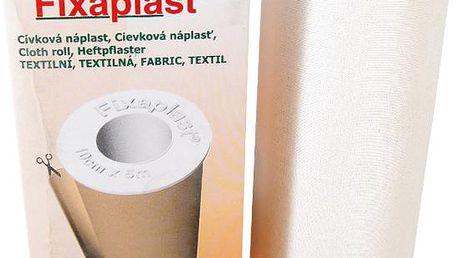 Náplast Fixaplast cívka 10 cm x 5 m 1ks