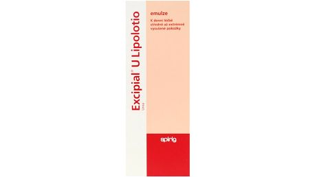 EXCIPIAL U LIPOLOTIO 1X200ML Emulze