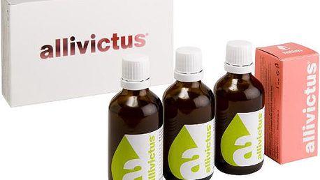 Allivictus Intim Set (Intim 25 ml+ 3x tinctura 50ml)
