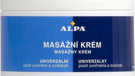 Alpa masážní krém 250 ml