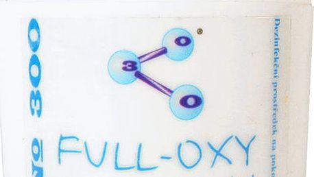 No 300 FULL-OXY antimicrobial gel 100ml