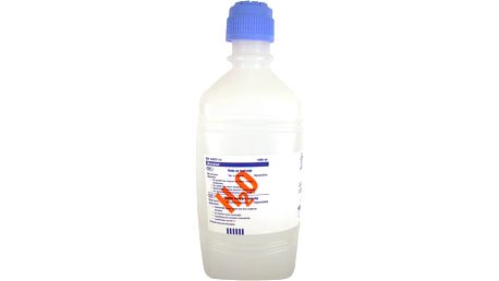 Baxter Czech spol.s r.o. Sterile Water pour Bottes for Irigat.UK 1000ml