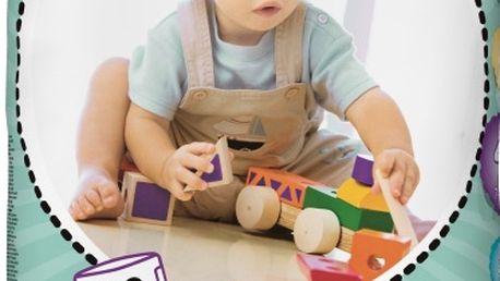 ABENA A.S. BAMBO Nature Maxi plen.k. 7-18kg 60ks