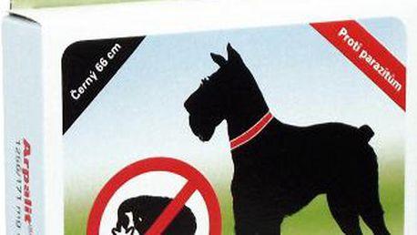 ARPALIT Neo 7M antiparazitní obojek PSI 66cm černý