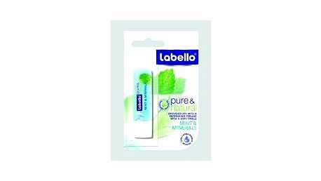 LABELLO Mint&Mineral tyčka na rty 4,8 g