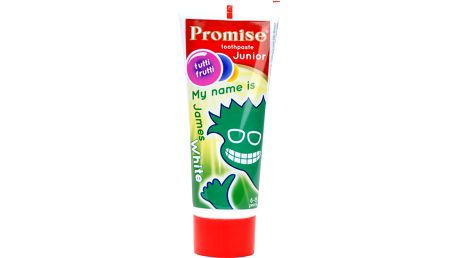 Promise Junior zubní pasta 6-15 let 75 ml