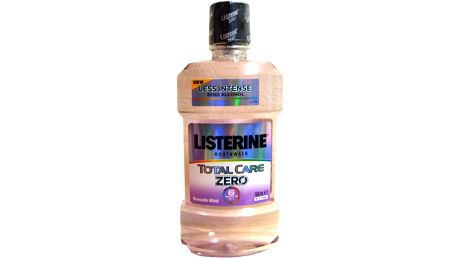LISTERINE Total Care Zero ústní voda 500 ml