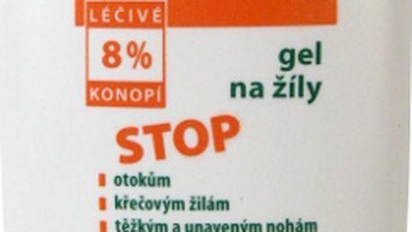 Cannaderm Venosil konopné mazání 100 ml