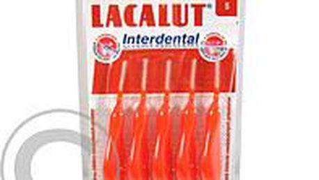 Lacalut mezizubní kartáčky S 2,4 mm 5 ks