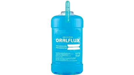 Oralflux Original ústní voda 500 ml