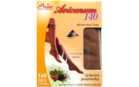 Lýtkové punčochy Avicenum 140 tělová velikost 3B/D