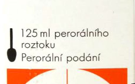 NOOTROPIL 20% ORAL SOLUTION 1X125ML Roztok