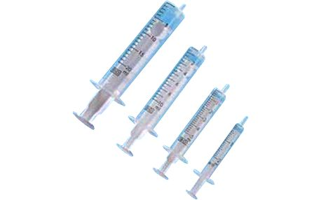 Injekční střikačka 10ml Discardit II.1ks.Becto